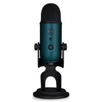 Blue Yeti Teal USB микрофон