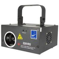 Big Dipper SD01RG Лазерный проектор, анимационный