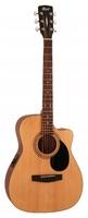 Cort AF515CE-OP Электро-акустическая гитара, с вырезом