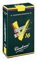 Vandoren SR7135 V16 Трости для саксофона Сопрано №3,5 (10шт)