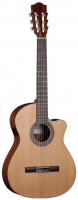 Alhambra 8.000 Open Pore Z-Nature CW EZ Классическая гитара со звукоснимателем