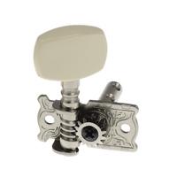 Alice AOD-014CT Комплект одиночной колковой механики, со втулкой, никелированный