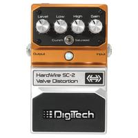 Digitech SC-2 Valve Distortion гитарная педаль