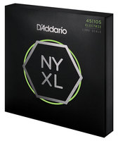 D'ADDARIO NYXL45105 Струны для бас гитары