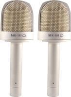 Октава  МК-101-Н-С Микрофон конденсаторный, никель, стереопара