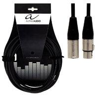 ALPHA AUDIO XLR(п)xXLR(м) (6м) кабель микрофонный