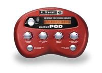 LINE 6 POCKET POD Компактный процессор гитарный моделирующий
