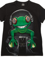 GooD футболка (14-1572) Crazy Frog