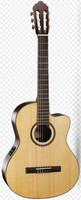 CORT AC160CF W_BAG NAT классическая гитара