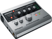ROLAND UA-4FX2 - звуковой USB-интерфейс для интернет-вещания