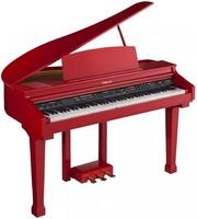 Orla 438PIA0635 Grand 120 Цифровой рояль, с автоаккомпанементом, красный