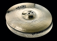 Paiste 0005156415 Twenty Custom Metal Hats Две тарелки 15""