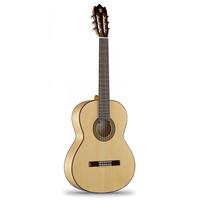 Alhambra 8.206 Flamenco Student 3F Классическая гитара, защитная накладка