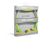 Fischer Audio FA-565 Sport Line Наушники внутриканальные, с оголовьем