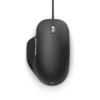 Microsoft Wired Ergonomic Mouse, Black