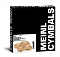 "Meinl C14161820M Classics Комплект тарелок 14, 16, 18, 20"""