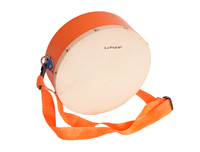 Lutner FLT-KTYG-20 Детский маршевый барабан оранжевый