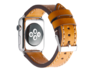 Leather Band for Apple Watch 42mm Light Brown