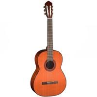 CORT AC100DX YT классическая гитара Deluxe,цвет Yellow Tinted