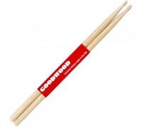 VATER GW2BW 2B Goodwood барабанные палочки, материал: орех, деревянная головка