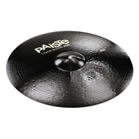 Paiste 0001912722 Color Sound 900 Black Heavy Ride Тарелка 22""