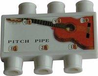 FLIGHT GC-6H - камертон гитарный духовой «МИ, СИ, СОЛЬ, РЕ, ЛЯ, МИ» пластиковый