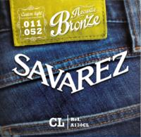SAVAREZ A130CL струны для акустической гитары