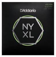 D'ADDARIO NYXL45105 Набор 5 струн для бас-гитары