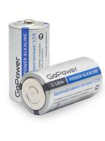 GoPower LR14 C BL2 Heavy Duty 1.5V (00-00017861) Батарейка (2/12/192)