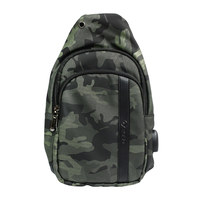 POSO PS-326 (маленький) Рюкзак зеленый