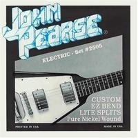 John Pearse 2505 струны для электрогитары