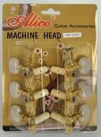 Alice AOD-019CP Комплект колковой механики для классической гитары