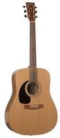 Simon & Patrick 028986 Woodland Cedar Left QIT Электро-акустическая гитара, леворукая