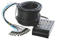 OnStage SNK84100 - мультикор 8х4, длина 30.48 м