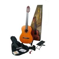 Barcelona CG11K/NA Классическая гитара (Набор)