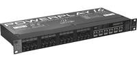 Behringer P16-I конвертор16 аналоговых/ADAT каналов в сеть ULTRANET, для системы мон. Behringer Powerplay и активной акустики Turbosound