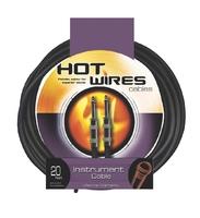 OnStage IC-20 - Инструментальный кабель Джек 6.3мм <-> Джек 6.3мм