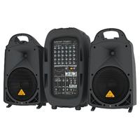 Behringer PPA2000BT портативный звукоусилительный комплект