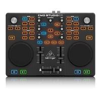 Behringer CMD STUDIO 2A - DJ MIDI контроллер с 4-канальным аудио интерфейсом