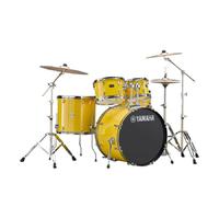 """YAMAHA RDP2F5 Mellow Yellow - ударная установка: бочка 22"""", томы 10"""", 12"""", 16"""", мал.14""""х5,5"""", жёлтый"""