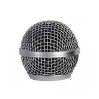 OnStage SP58 - сетка для динамического микрофона, цвет хром