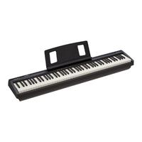 Roland FP-10-BK цифровое фортепиано