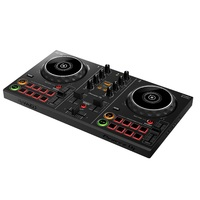 PIONEER DDJ-200 - двухканальный контроллер для rekordbox dj, WeDJ, djay, edjing Mix