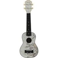 TERRIS PLUS 70 BUNNY - укулеле сопрано, кролик, пластик