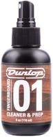 DUNLOP 6524 01 CLEANER & PREP Очиститель накладки грифа