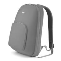 Cozi Urban Travel Backpack Canvas-Gray