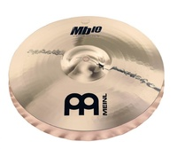 "MEINL MB10-15MSW-B Тарелки (пара) 15"" Medium soundwave Hihat, серия MB10"