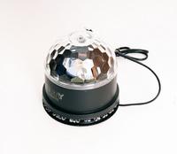 Bi Ray MM010 Светодиодный эффект «диско-шар» средний, 6х1Вт