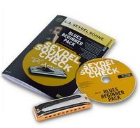 Seydel Sohne 40020 Soundcheck Vol.1 STEEL - Blues Beginner Pack Губная гармошка +буклет (без CD)