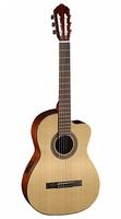 Cort AC120CE-OP Классическая гитара с датчиком и эквалайзером